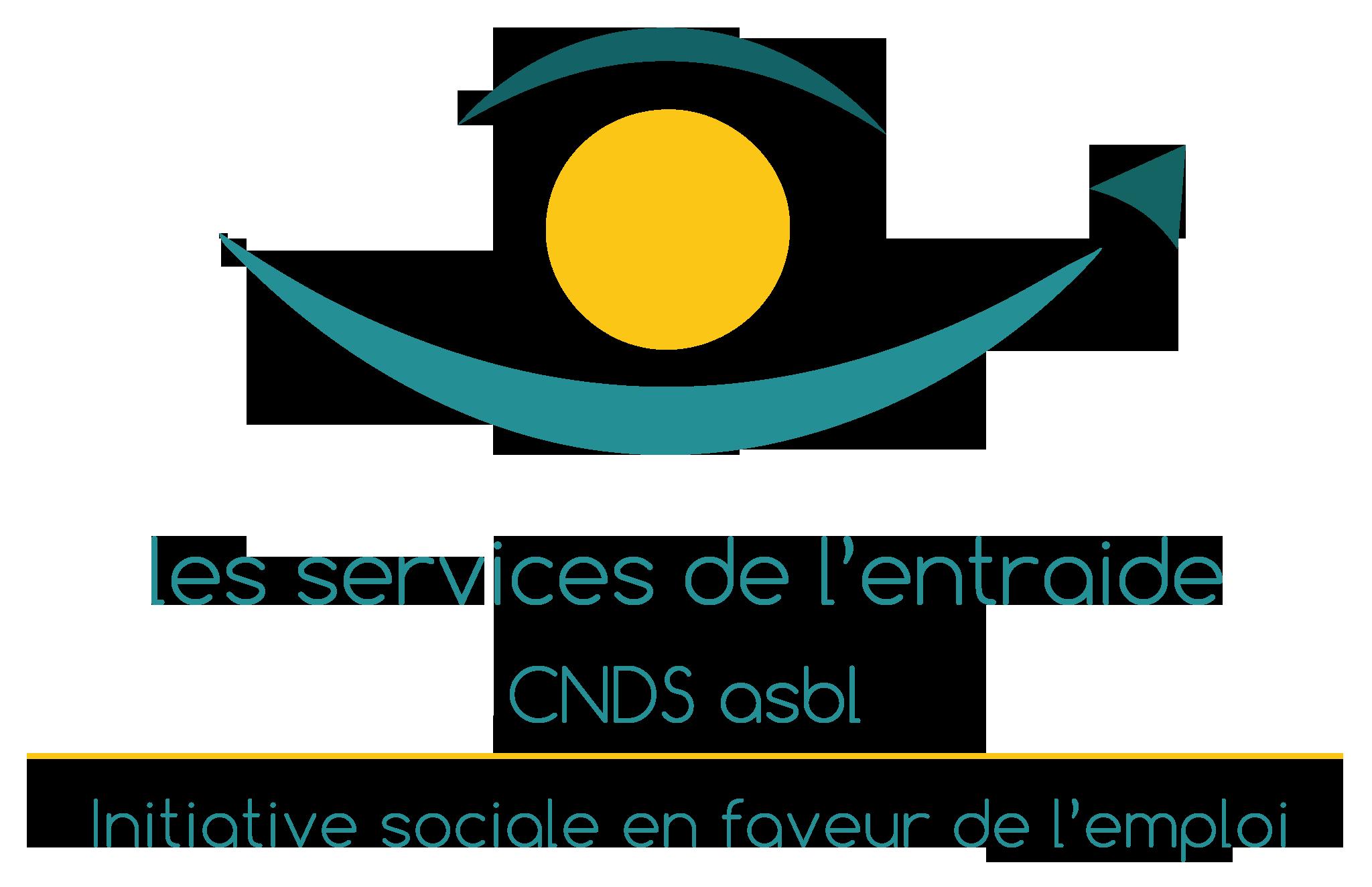Logo Services de l'entraide